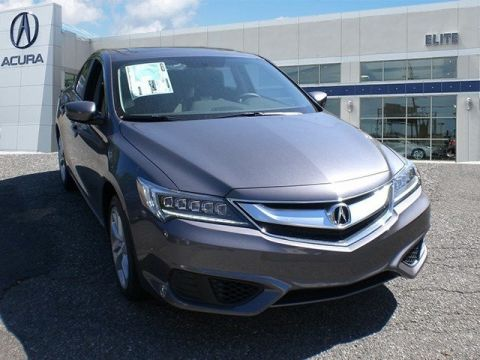 New 2017 Acura ILX Base Front Wheel Drive Sedan