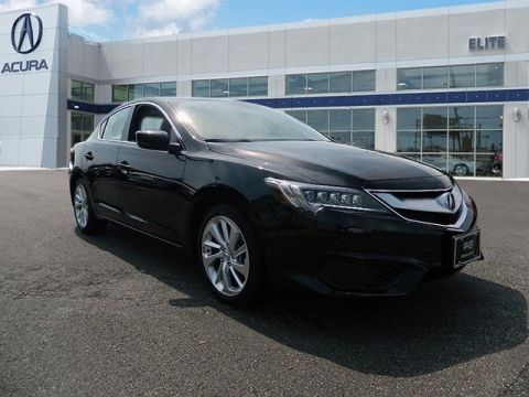 Certified Pre-Owned 2017 Acura ILX with Premium Package 4dr Car