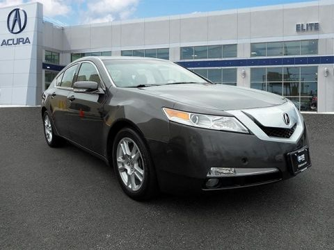 Pre-Owned 2010 Acura TL FWD Front Wheel Drive Sedan