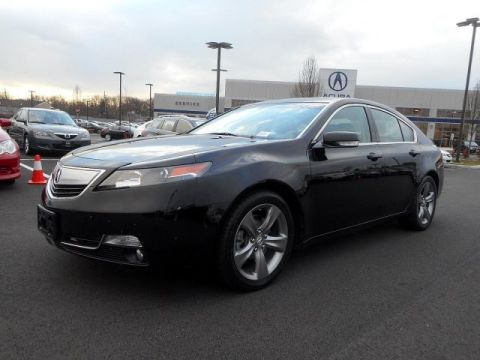 Certified Pre-Owned 2012 Acura TL SH-AWD with Technology Package AWD