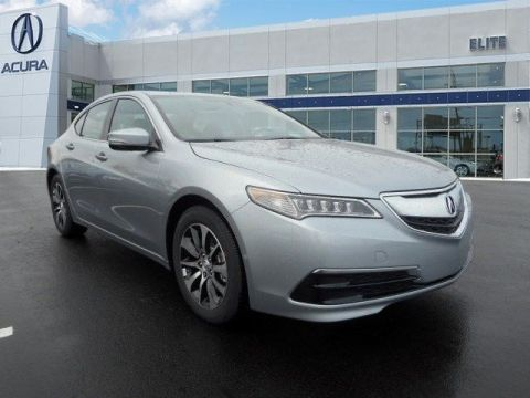 New 2017 Acura TLX 2.4 8-DCT P-AWS
