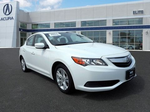 Certified Pre-Owned 2013 Acura ILX FWD Front Wheel Drive Sedan