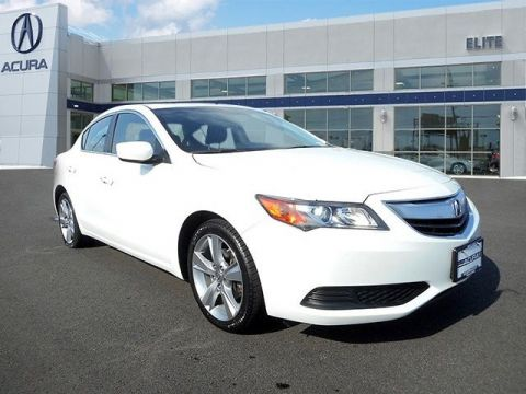 Certified Pre-Owned 2014 Acura ILX 5-Speed Automatic Front Wheel Drive Sedan