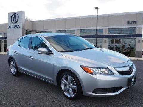 Certified Pre-Owned 2015 Acura ILX 5-Speed Automatic Sedan