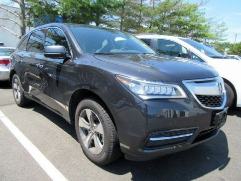 Certified Pre-Owned 2016 Acura MDX Base SUV