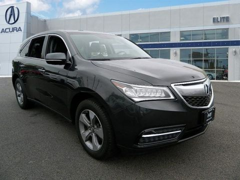 Certified Pre-Owned 2015 Acura MDX SH-AWD SUV