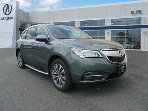 Certified Pre-Owned 2014 Acura MDX SH-AWD with Technology and Entertainment Packages SUV