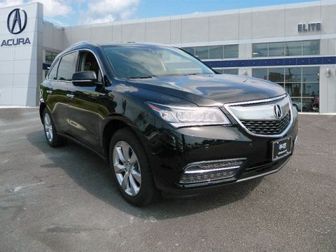 Certified Pre-Owned 2016 Acura MDX SH-AWD with Advance Package SUV