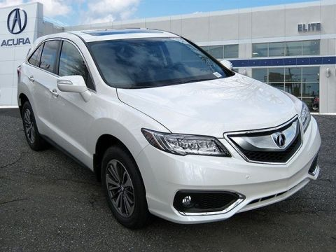 New 2017 Acura RDX with Advance Package With Navigation