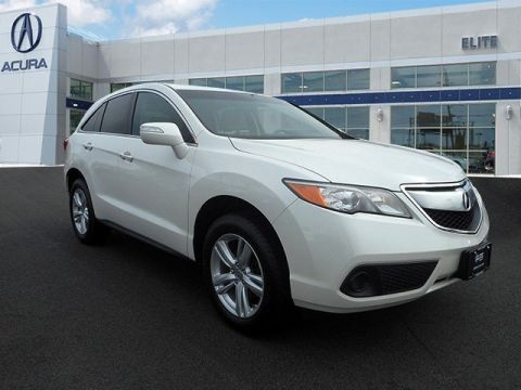 Certified Pre-Owned 2015 Acura RDX AWD AWD