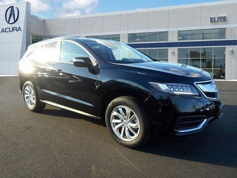 Certified Pre-Owned 2017 Acura RDX AWD AWD