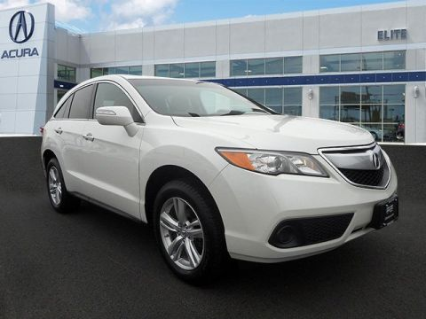 Certified Pre-Owned 2014 Acura RDX AWD AWD