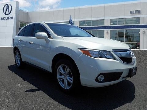Certified Pre-Owned 2014 Acura RDX AWD with Technology Package SUV