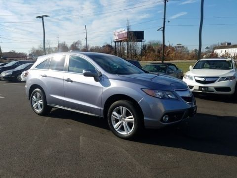 Certified Pre-Owned 2015 Acura RDX AWD with Technology Package SUV