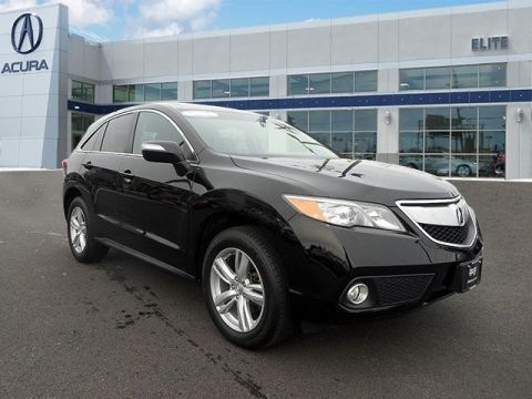 Certified Pre-Owned 2014 Acura RDX AWD with Technology Package AWD