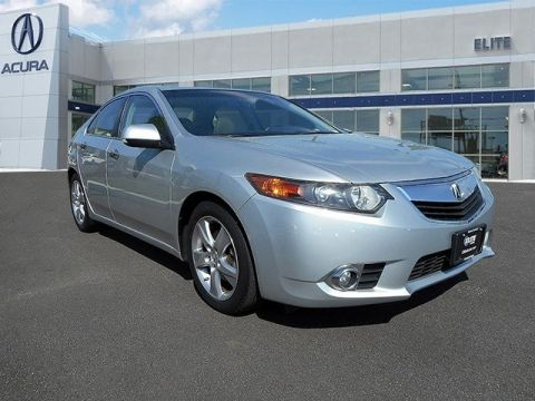 Pre-Owned 2011 Acura TSX FWD Front Wheel Drive Sedan