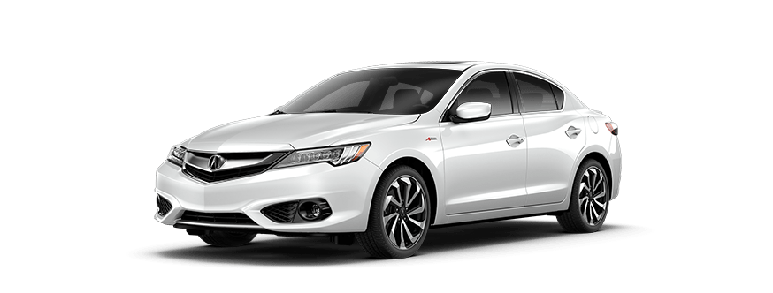 New 2018 Acura ILX with Technology Plus and A-SPEC Package