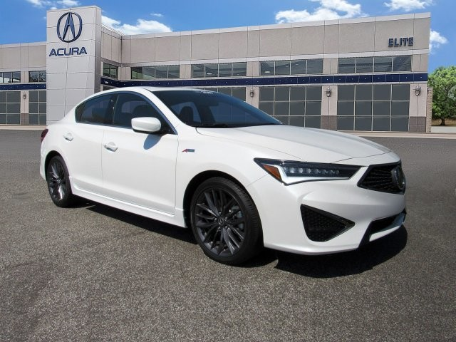 Certified Pre-Owned 2019 Acura ILX w/Technology/A-Spec Pkg