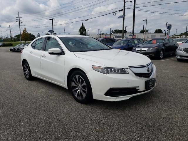 Pre-Owned 2016 Acura TLX FWD