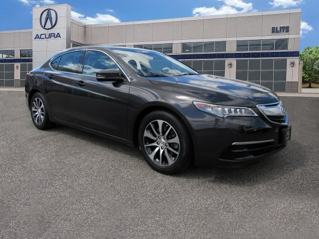 Certified Pre Owned 2016 Acura Tlx 2 4 8 Dct P Aws With Technology