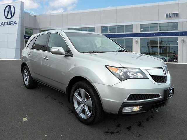 Certified Pre-Owned 2013 Acura MDX With Technology Package