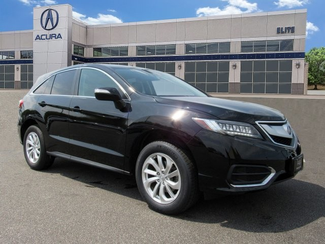 Certified Pre Owned 2016 Acura Rdx With Technology Package