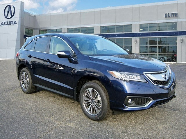 new 2017 acura rdx with advance package suv in maple shade hl015588 elite acura. Black Bedroom Furniture Sets. Home Design Ideas