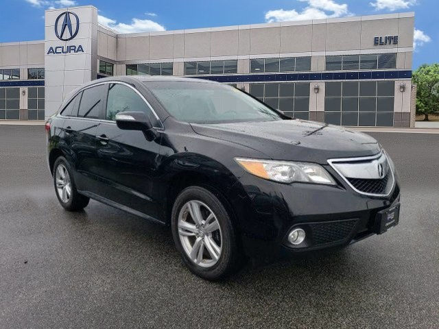 Pre-Owned 2014 Acura RDX Tech Pkg