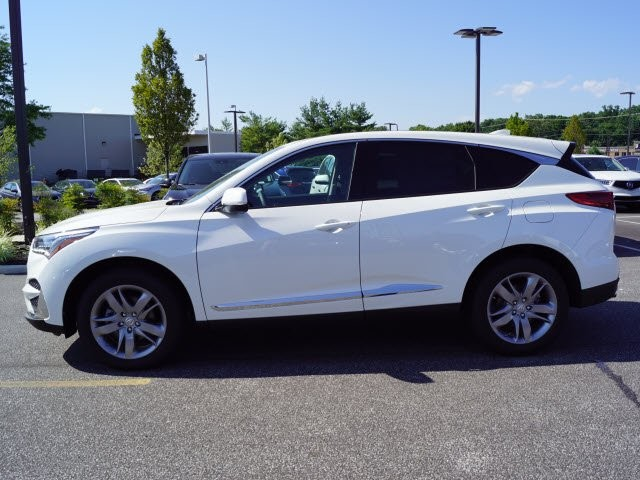 New 2019 Acura Rdx W Advance Pkg Suv In Maple Shade Kl003314