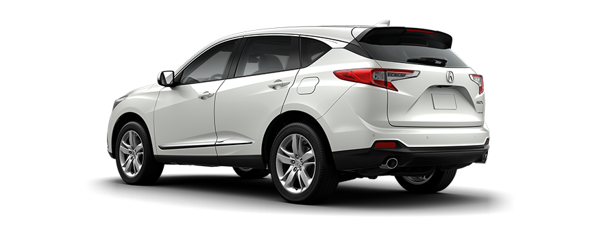 New 2019 Acura Rdx Sh Awd With Advance Package Suv In Maple Shade