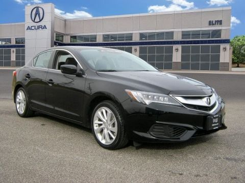 Certified Pre-Owned 2016 Acura ILX Base Sedan