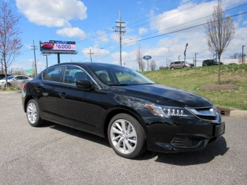 Certified Pre-Owned 2018 Acura ILX Base Sedan