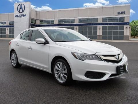 Certified Pre-Owned 2016 Acura ILX with Technology Plus Package Sedan