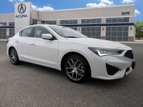 Certified Pre-Owned 2020 Acura ILX with Premium Package Sedan - In-Stock