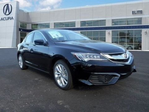 Certified Pre-Owned 2017 Acura ILX with Technology Plus Package Sedan