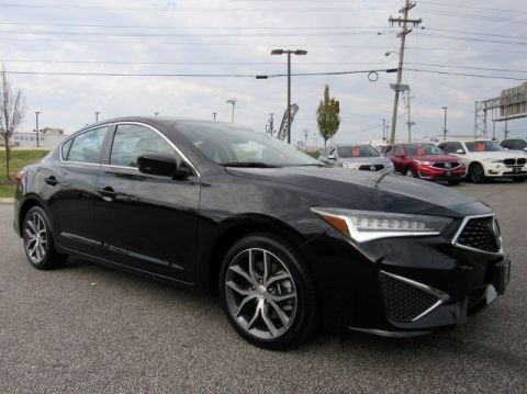 Certified Pre-Owned 2019 Acura ILX with Premium Package