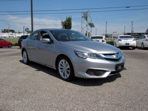Certified Pre-Owned 2017 Acura ILX with Premium Package 4dr Car -