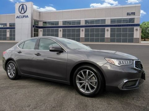 Certified Pre-Owned 2020 Acura TLX Base Sedan