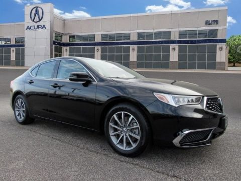 Certified Pre-Owned 2020 Acura TLX FWD Sedan -