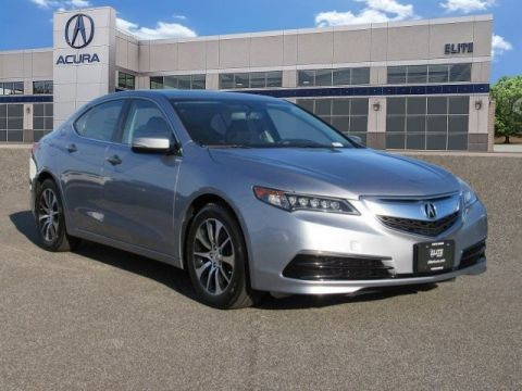 Certified Pre-Owned 2016 Acura TLX FWD Sedan