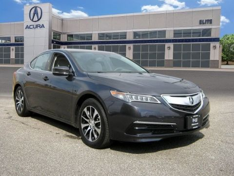 Certified Pre-Owned 2016 Acura TLX 2.4 8-DCT P-AWS Sedan