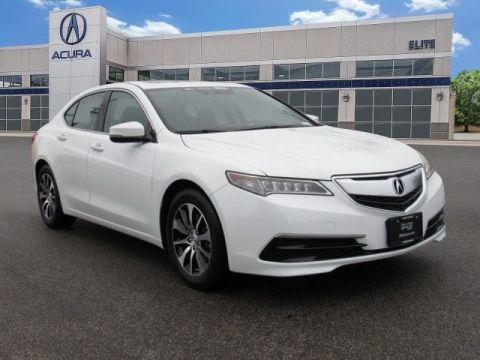 Certified Pre-Owned 2016 Acura TLX 2.4 8-DCT P-AWS with Technology Package Sedan