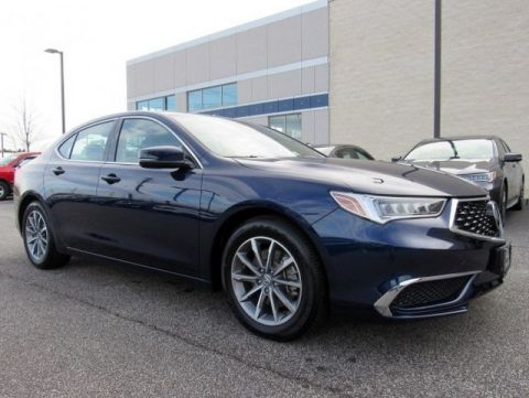 Certified Pre-Owned 2020 Acura TLX with Technology Package With Navigation