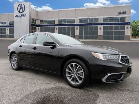 Certified Pre-Owned 2020 Acura TLX with Technology Package With Navigation - In-Stock