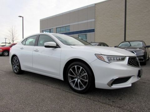 Certified Pre-Owned 2020 Acura TLX V-6 Sedan