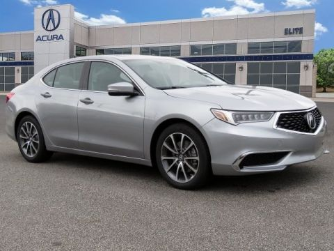 Certified Pre-Owned 2019 Acura TLX 3.5 V-6 9-AT SH-AWD Sedan