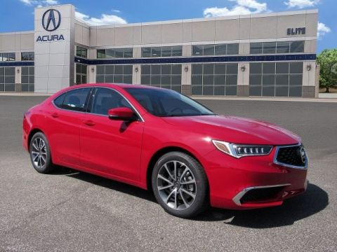 Pre-Owned 2019 Acura TLX AWD