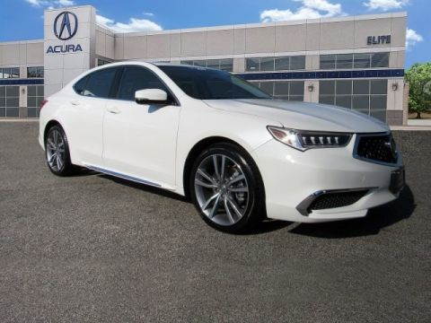 Certified Pre-Owned 2019 Acura TLX 3.5 V-6 9-AT SH-AWD with Technology Package Sedan