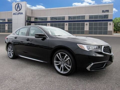Certified Pre-Owned 2020 Acura TLX V-6 SH-AWD with Technology Package With Navigation - In-Stock