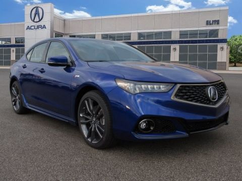 Certified Pre-Owned 2019 Acura TLX 3.5 V-6 9-AT SH-AWD with A-SPEC Sedan